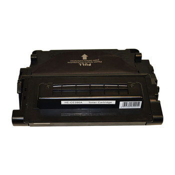 HP Compatible CE390A #90A Premium Generic Black Toner Cartridge