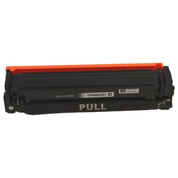 HP Compatible CF400A #201A Premium Generic Black Toner Cartridge