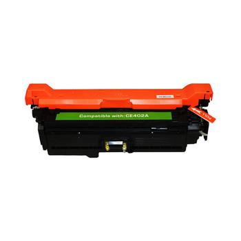 HP Compatible CE402A #507A Premium Generic Yellow Toner