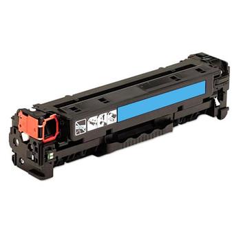 HP Compatible CART-318C CC531A #304A CART-418C Cyan Premium Generic Toner