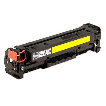 HP Compatible CART-318Y CC532A #304A CART-418Y Yellow Premium Generic Toner