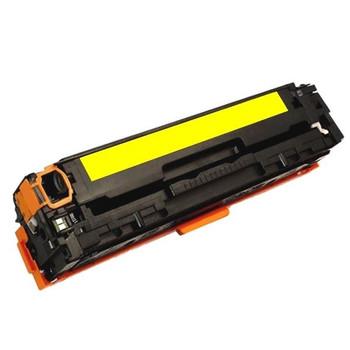 HP Compatible CART-316Y CB542A #125A CART-416Y Yellow Premium Generic Toner