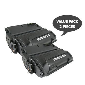 HP Compatible 2 x Q5942A HP #42A Q1338a Premium Generic Toner