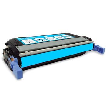 HP Compatible Q5951A #643A Q6461A #644A Cyan Premium Generic Toner Cartridge