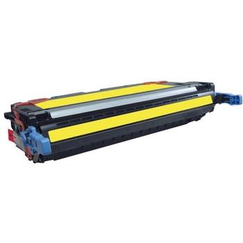 HP Compatible Q6472A #502A Yellow Premium Generic Laser Toner Cartridge