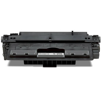 HP Compatible Q7570A Black Premium Generic Laser Toner Cartridge