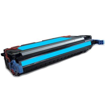 HP Compatible Q7581A Cart 317 Cyan Premium Generic Toner Cartridge