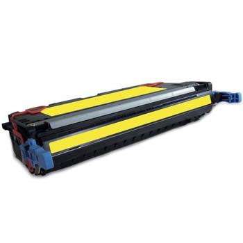 HP Compatible Q7582A Cart 317 Yellow Premium Generic Laser Toner Cartridge