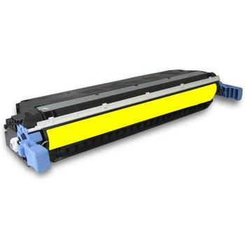HP Compatible C9732A 5500 5550 Yellow Premium Generic Toner