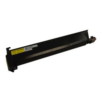 Bizhub C200 Yellow Premium Generic Toner Cartridge