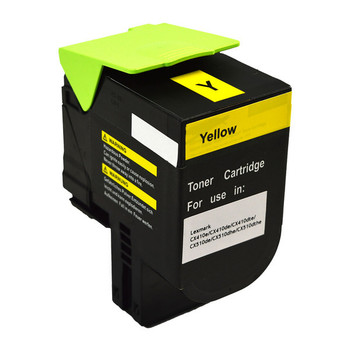 80C8HY0 CX410 CX510 Yellow Premium Generic Toner