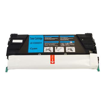C5240CH Cyan Generic Toner Cartridge