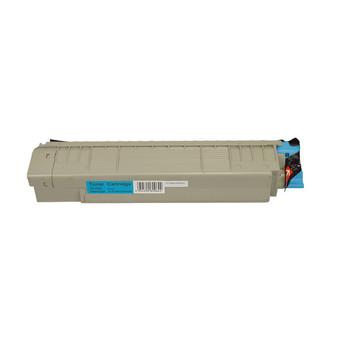 C810 44059135 Premium Generic Cyan Toner Cartrigde