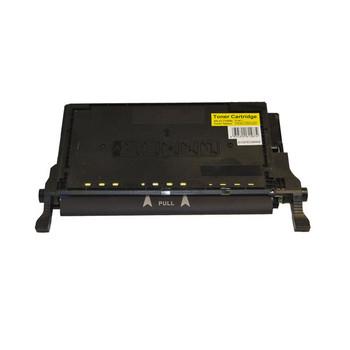 CLT-Y508L Premium Generic Yellow Toner