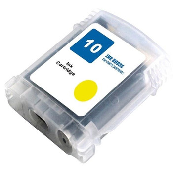 HP Compatible #10 Yellow Compatible Inkjet Cartridge