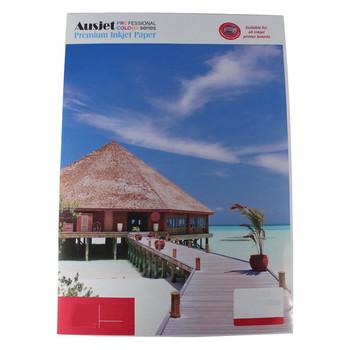 AUSTiC 100gsm A4 Dye Sublimation Paper (100 Sheets)