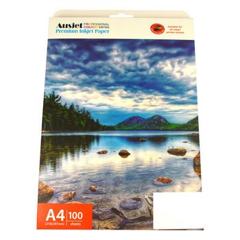 AUSTiC 130gsm A4 Matte Coated Paper (100 Sheets)
