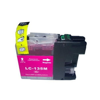 LC135XL Magenta Compatible Inkjet Cartridge