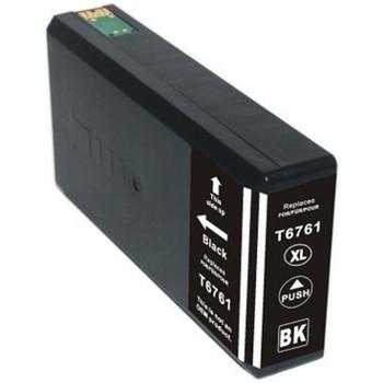 676XL (T6761) Black Compatible Inkjet Cartridge