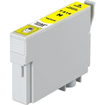 EPSON 81N Yellow Compatible Inkjet Cartridge