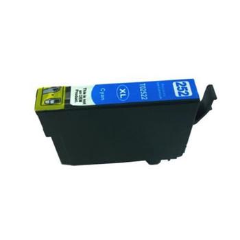 252XL Cyan Compatible Inkjet Cartridge