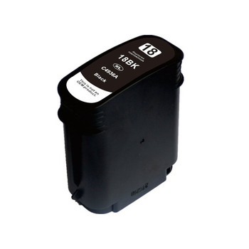 HP Compatible 18 #18 High Yield Black Compatible Inkjet Cartridge