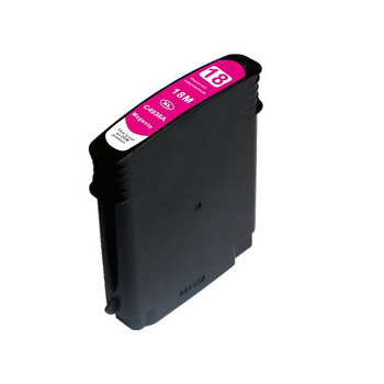 HP Compatible 18 #18 High Yield Magenta Compatible Inkjet Cartridge