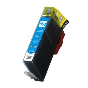 HP Compatible 564XL Cyan Compatible Inkjet Cartridge
