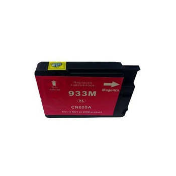 HP Compatible 933XL Magenta Compatible Cartridge with Chip
