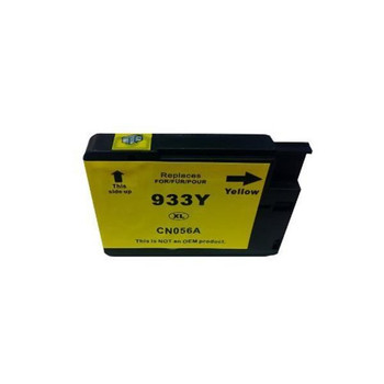 HP Compatible 933XL Yellow Compatible Cartridge with Chip