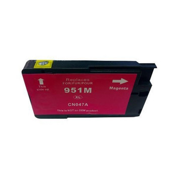 HP Compatible 951XL Magenta Compatible Cartridge with Chip