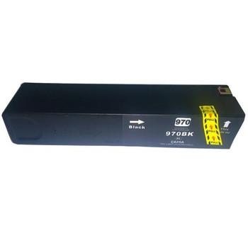 HP Compatible 970XLBk Pigment Black Premium Generic Inkjet Cartridge