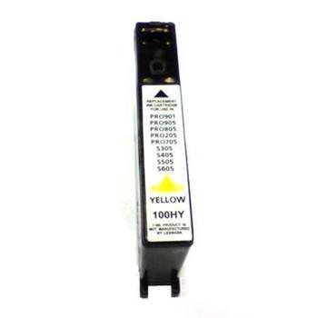 100XL Yellow Compatible Inkjet Cartridge
