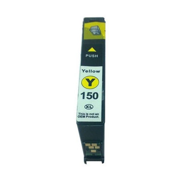 150XL Yellow Compatible Inkjet Cartridge