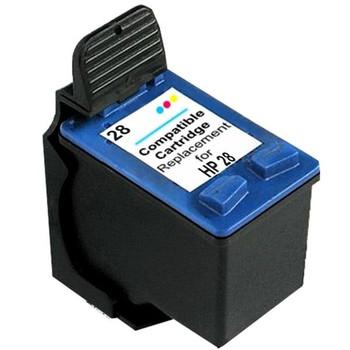 HP Compatible 28XL Remanufactured Inkjet Cartridge