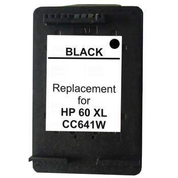HP Compatible 60XL Black Remanufactured Inkjet Cartridge