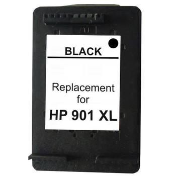 HP Compatible #901XL Black Remanufactured Inkjet Cartridge