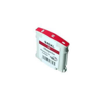 HP Compatible 940XL Remanufactured Magenta Cartridge
