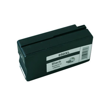 HP Compatible Remanufactured HP 950Xl Black Cartridge
