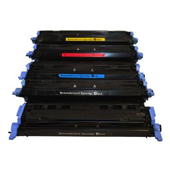 HP Compatible Q6000 Cart307 Series Generic Set PLUS