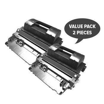 HP Compatible CC364X #64X Premium Generic Toner X 2