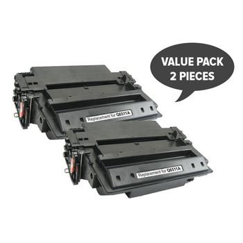 HP Compatible Q6511A CART-310 Generic Toner x 2