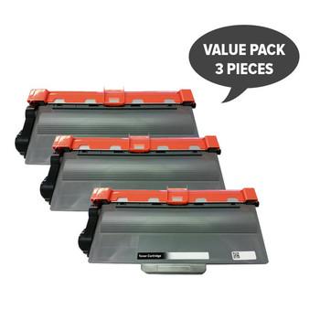 TN-3340 Premium Generic Laser Cartridge (Set of 3)