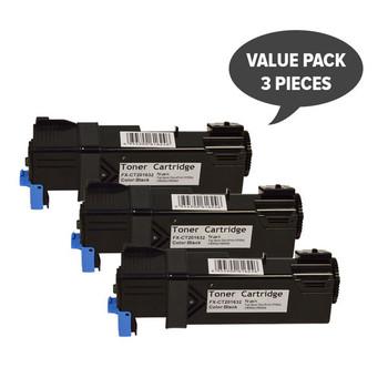 CT201591 CP105/205 Premium Black Generic Toner (Set of 3)