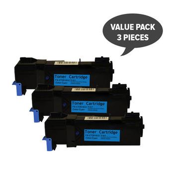 CT201633 CP305 Cyan Generic Toner Cartridge (Set of 3)