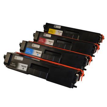 TN-349 Series Premium Generic Toner Set