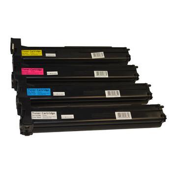 A0DK192 Series Premium Generic Toner Cartridge set (4 cartridges)
