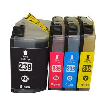 LC-239 Series Premium Compatible Inkjet Cartridges