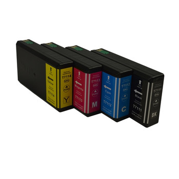 711XXL Series Compatible Inkjet Cartridge Set