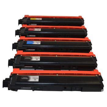 TN-240 Series Generic Toner Set PLUS